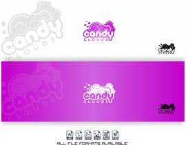 #175 for Design A Logo - Candy Clouds - A Cotton Candy Company by alejandrorosario