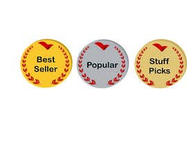 "#28 for ""Best Seller"", ""Staff Picks"" and ""Popular"" Badges for website products af paulall"