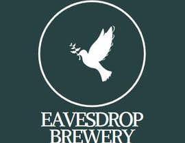 #1 for Eavesdrop Brewery new logos af norathirah98