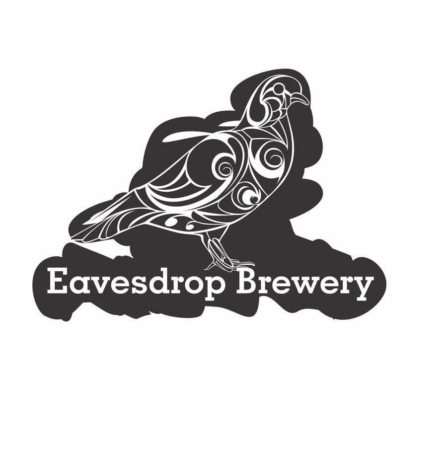 Konkurrenceindlæg #                                        24                                      for                                         Eavesdrop Brewery new logos