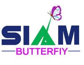Nro 76 kilpailuun Siam Butterfly Logo käyttäjältä zahinurrahman
