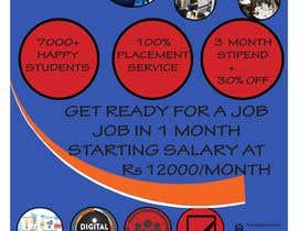 #24 для A3 poster for a Training institute от marangaboy12