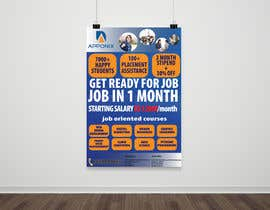 #11 для A3 poster for a Training institute от paulall