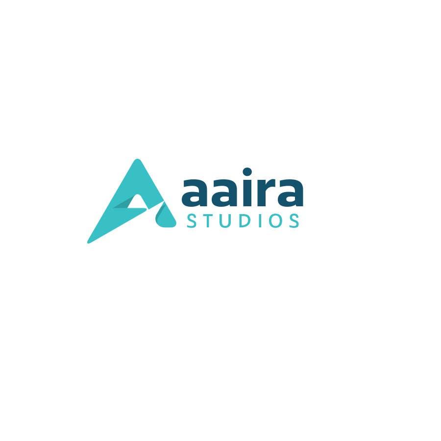 Kilpailutyö #                                        30                                      kilpailussa                                         Design a Logo for Aaira Studios and Vybra Studio with Business cards and Letterheads