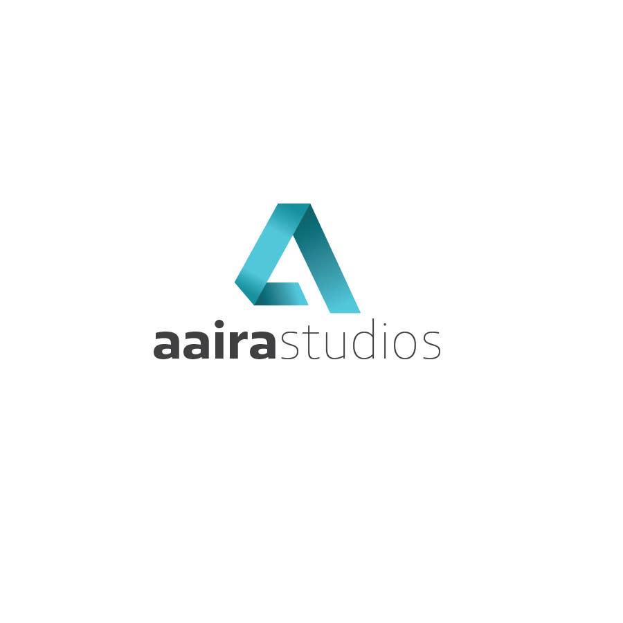 Kilpailutyö #                                        31                                      kilpailussa                                         Design a Logo for Aaira Studios and Vybra Studio with Business cards and Letterheads