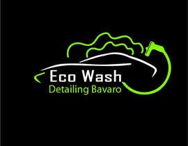 #114 for Eco Wash, Detailing Bavaro. LOGO by darkavdark