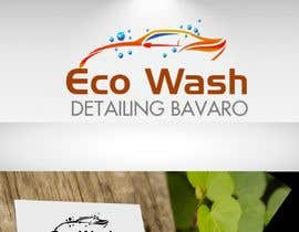 #86 for Eco Wash, Detailing Bavaro. LOGO by DesignTraveler
