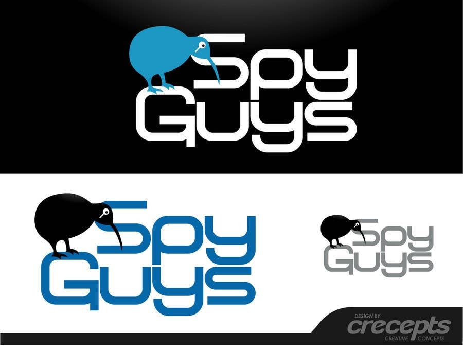 Конкурсная заявка №261 для Logo Design for Spy Guys