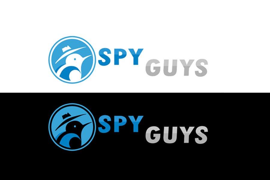 Конкурсная заявка №346 для Logo Design for Spy Guys