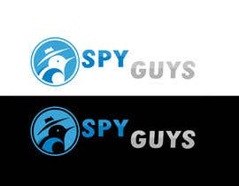 #346 para Logo Design for Spy Guys por rickyokita