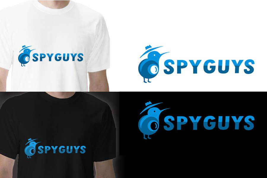 Конкурсная заявка №365 для Logo Design for Spy Guys
