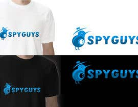 nº 365 pour Logo Design for Spy Guys par rickyokita