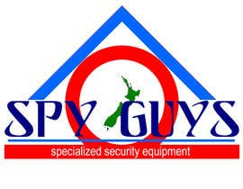 nº 336 pour Logo Design for Spy Guys par sukeshhoogan
