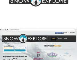 #17 para Logo Design for Snowexplore por mega619