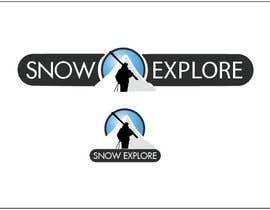 #28 para Logo Design for Snowexplore por thetouch