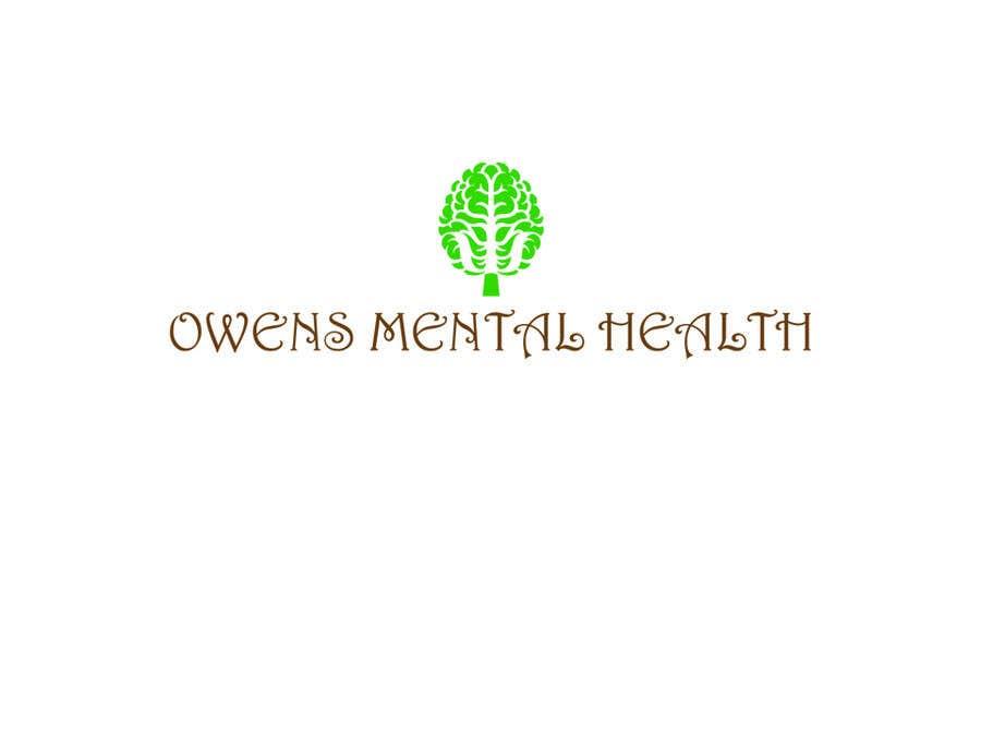 Penyertaan Peraduan #454 untuk Owens Mental Health