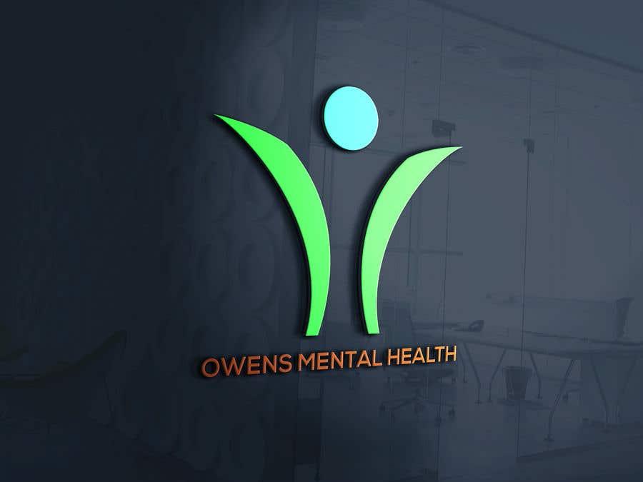 Penyertaan Peraduan #947 untuk Owens Mental Health
