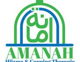 #46 cho Logo Amanah Hijama & Cupping Therapie bởi primaroxas