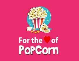 Nro 14 kilpailuun For The ❤️ Of Popcorn käyttäjältä MilanVignjevic