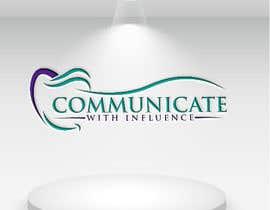 Nro 39 kilpailuun Communicate With Influence logo design käyttäjältä tahminaakther512