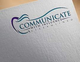 Nro 65 kilpailuun Communicate With Influence logo design käyttäjältä tahminaakther512