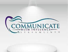 Nro 66 kilpailuun Communicate With Influence logo design käyttäjältä tahminaakther512