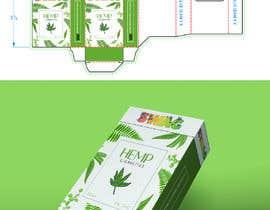 Nro 92 kilpailuun Hemp Cigarettes Packaging käyttäjältä SiddharthBakli
