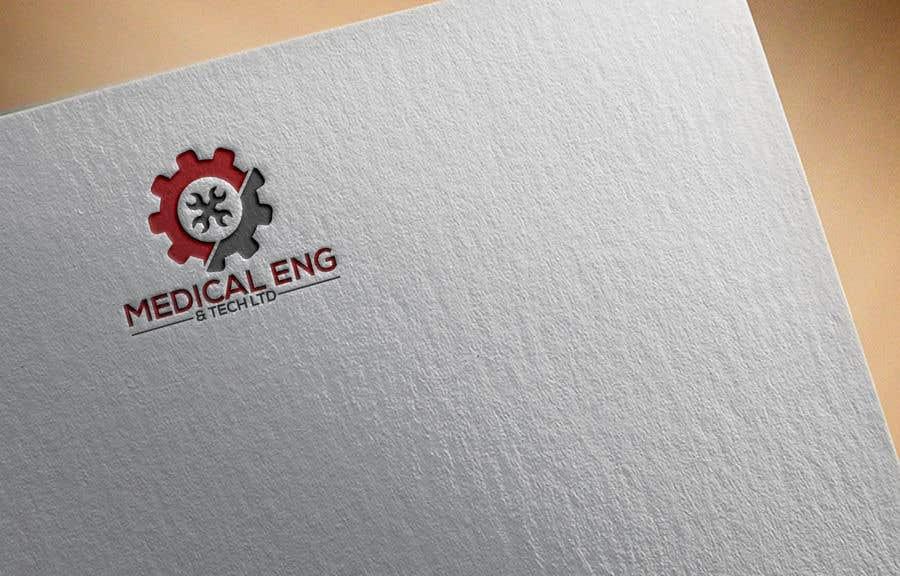 Penyertaan Peraduan #35 untuk redesign Logo for Medical device sales and service company