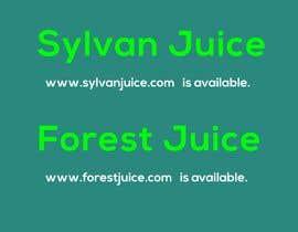 #220 untuk Need a brand name for 100% Organic Juice oleh fmbocetosytrazos