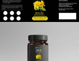 #13 for Label for Supplement by KaramB777