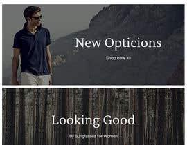 nº 26 pour Design a Custom Shopping Website par Shouryac