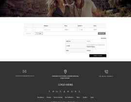 nº 28 pour Design a Custom Shopping Website par Shouryac