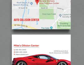 #65 untuk Need business card designed front and back oleh sima360