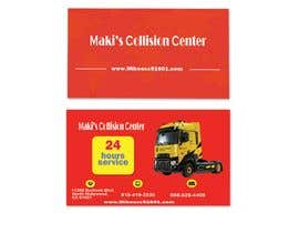 #66 untuk Need business card designed front and back oleh rahuliqbal007