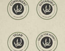 #8 untuk Logo stamp design oleh khaaaleed