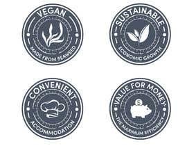 #53 untuk Logo stamp design oleh sk01741740555