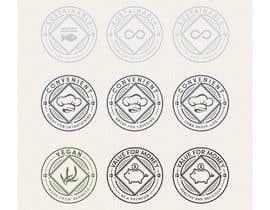 #49 untuk Logo stamp design oleh bugrahansezgin