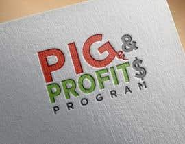 "#52 untuk Design a logo for our ""PIG & PROFITS PROGRAM"" oleh stcserviciosdiaz"