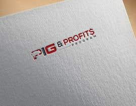"#47 untuk Design a logo for our ""PIG & PROFITS PROGRAM"" oleh habiburhr7777"