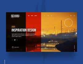 #90 untuk Logo + single page webpage oleh oromansa