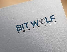 #1731 untuk Logo for Bit Wolf Software oleh rahulsheikh