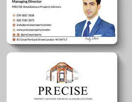 #203 untuk design my business card for real estate company oleh alamgirsha3411