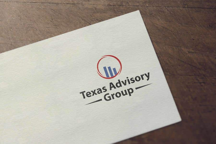 Penyertaan Peraduan #43 untuk Company Logo for Texas Advisory Group