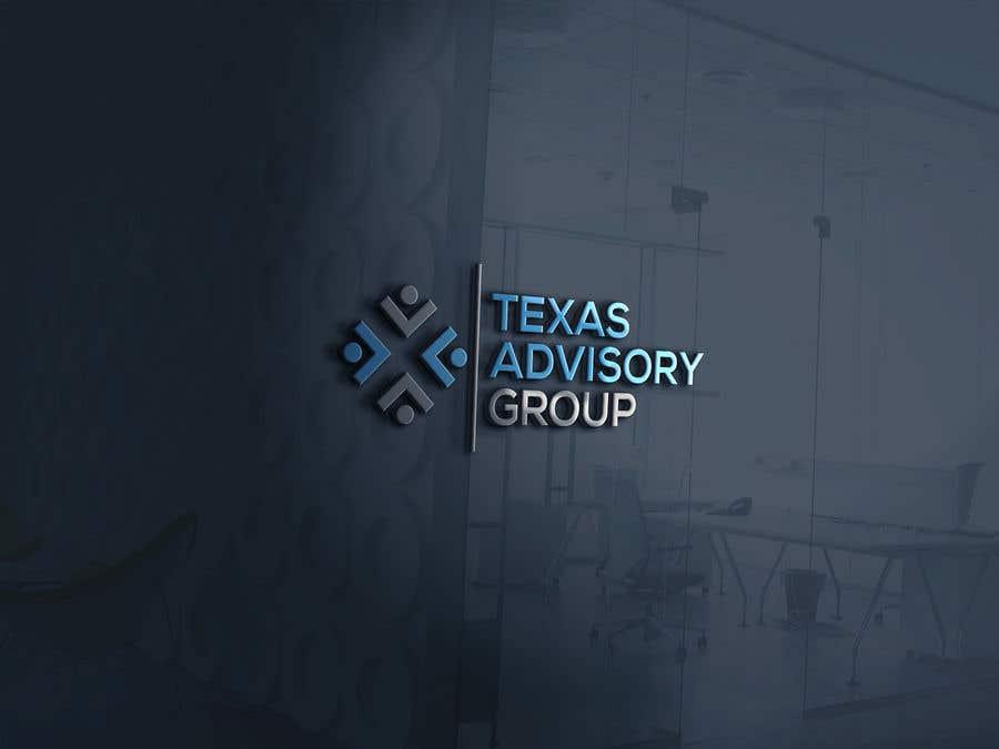Penyertaan Peraduan #39 untuk Company Logo for Texas Advisory Group