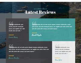 #20 untuk Build a tour guide website oleh nusafayet