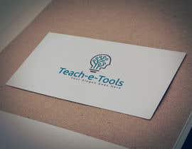 #119 cho Teach-e-Tools Logo Design bởi designerzannat