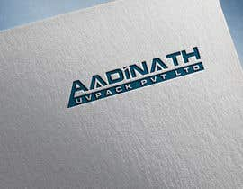 #33 для Logo of company aadinath uvpack pvt ltd от shfiqurrahman160