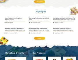 Webicules tarafından UniGlocal Website Design için no 44