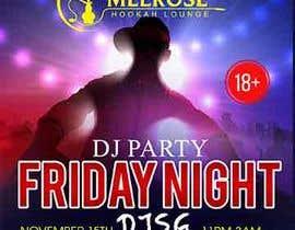 maidang34 tarafından Flyer for DJ Party for Social Media Quickly and Poster Dimensions 457 × 610mm. için no 2