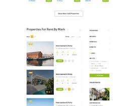 PencilBoxLab tarafından Refresh Design UI for a Real Estate Agent Personal Website için no 43